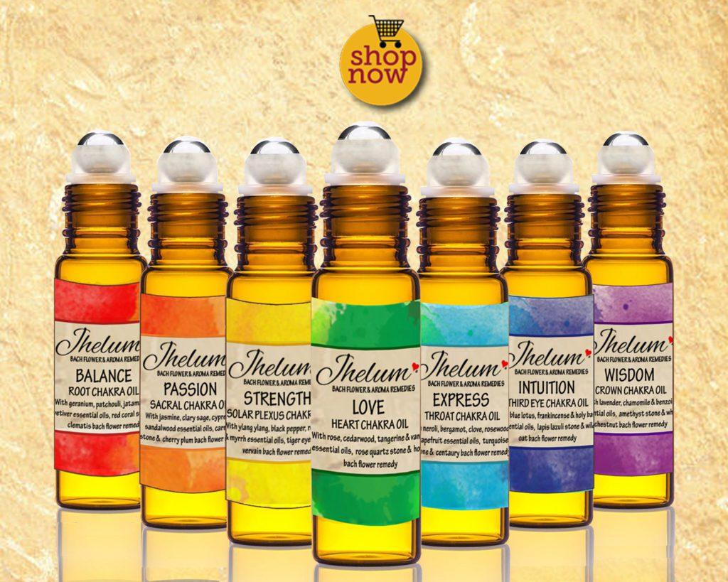 CHAKRA OIL SET - Beauty Beats